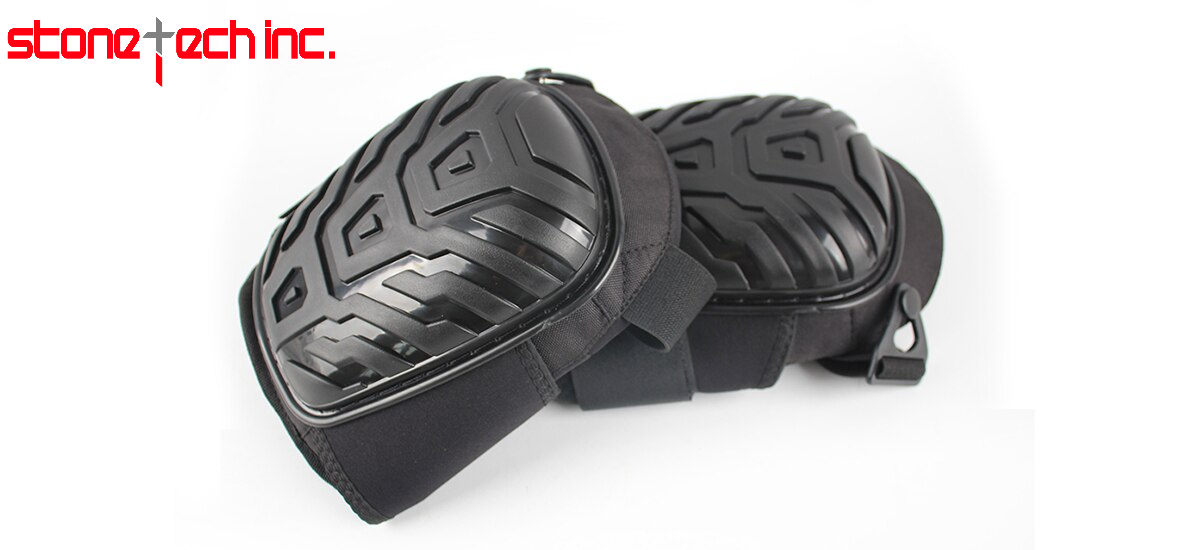 1 Pair Professional Knee Pads For Work With Heavy Duty Foam Padding and Comfortable Cushion Protective Accessories