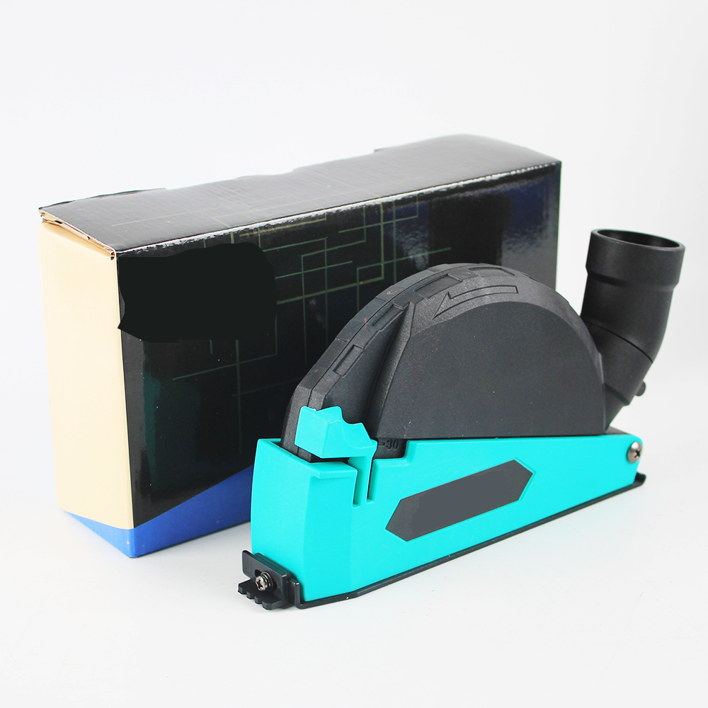 125 mm Cutting Dust Shroud Cover For Angle Grinder Saw Blade Cutting Disc Dust Collector Attachment