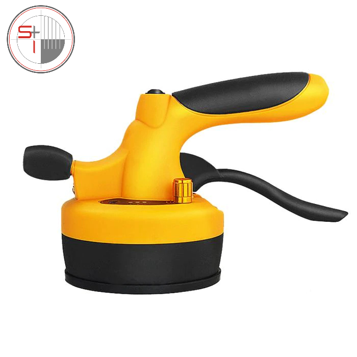 Tile Professional Tiling Tool Machine Vibrator Suction Cup Adjustable for 60X60cm JA55