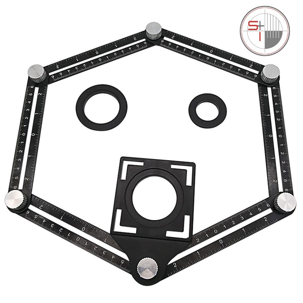 Tile Hole Locator Aluminum