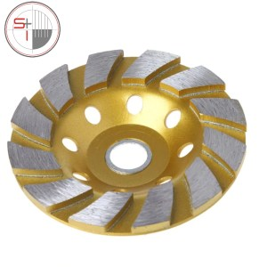 Diamond Grinding Wheel Disc Concrete Granite Stone Tools
