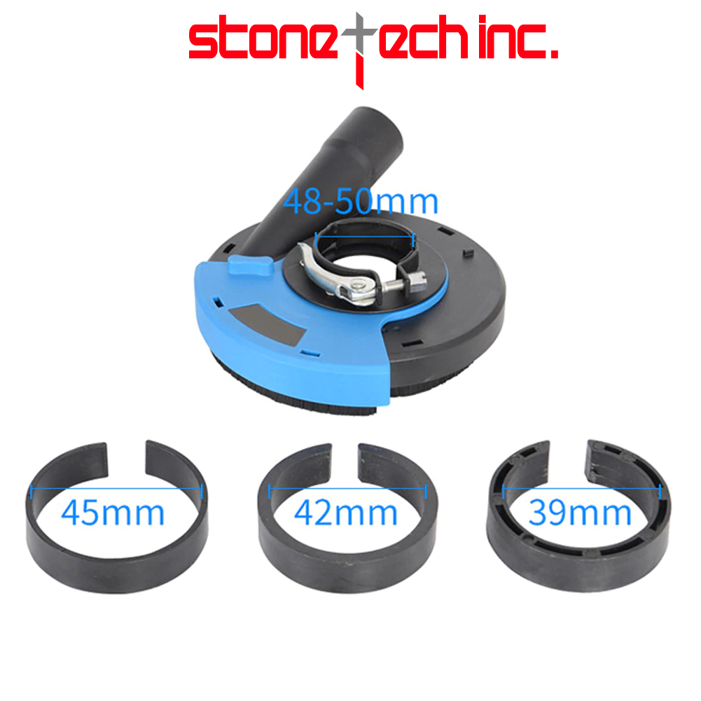 Dust Shroud Cover Tools Dust Collector Hand Angle Grinder