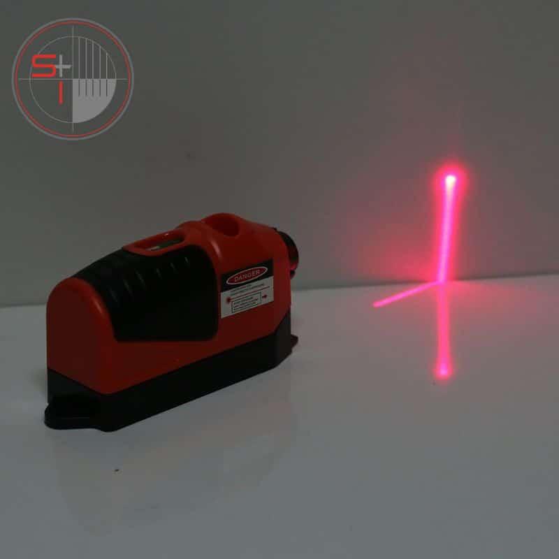 Multi-function Infrared Level Instrument Grounding Electrode Instrument Level Gauge Laying Tile Ink Meter
