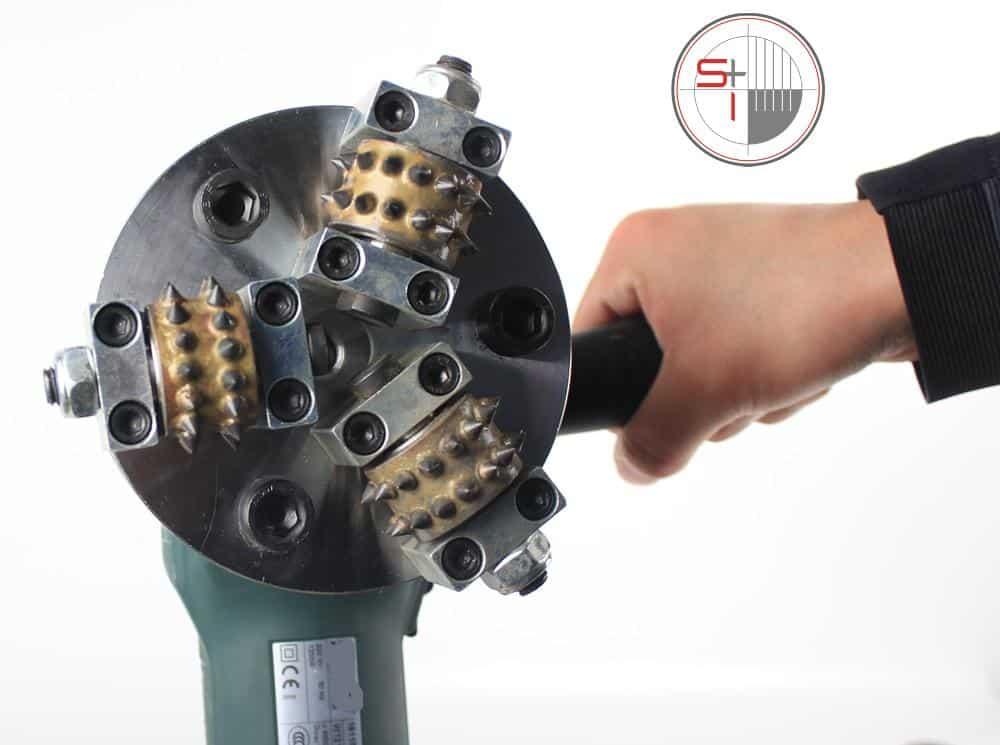 Bush Hammer Grinding Wheel For Granite Marble Stone |Grinder | Hammer | Grinding Disc | 5 inch/125mm