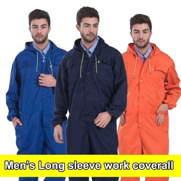 Mechanic Men Long Sleeve Work