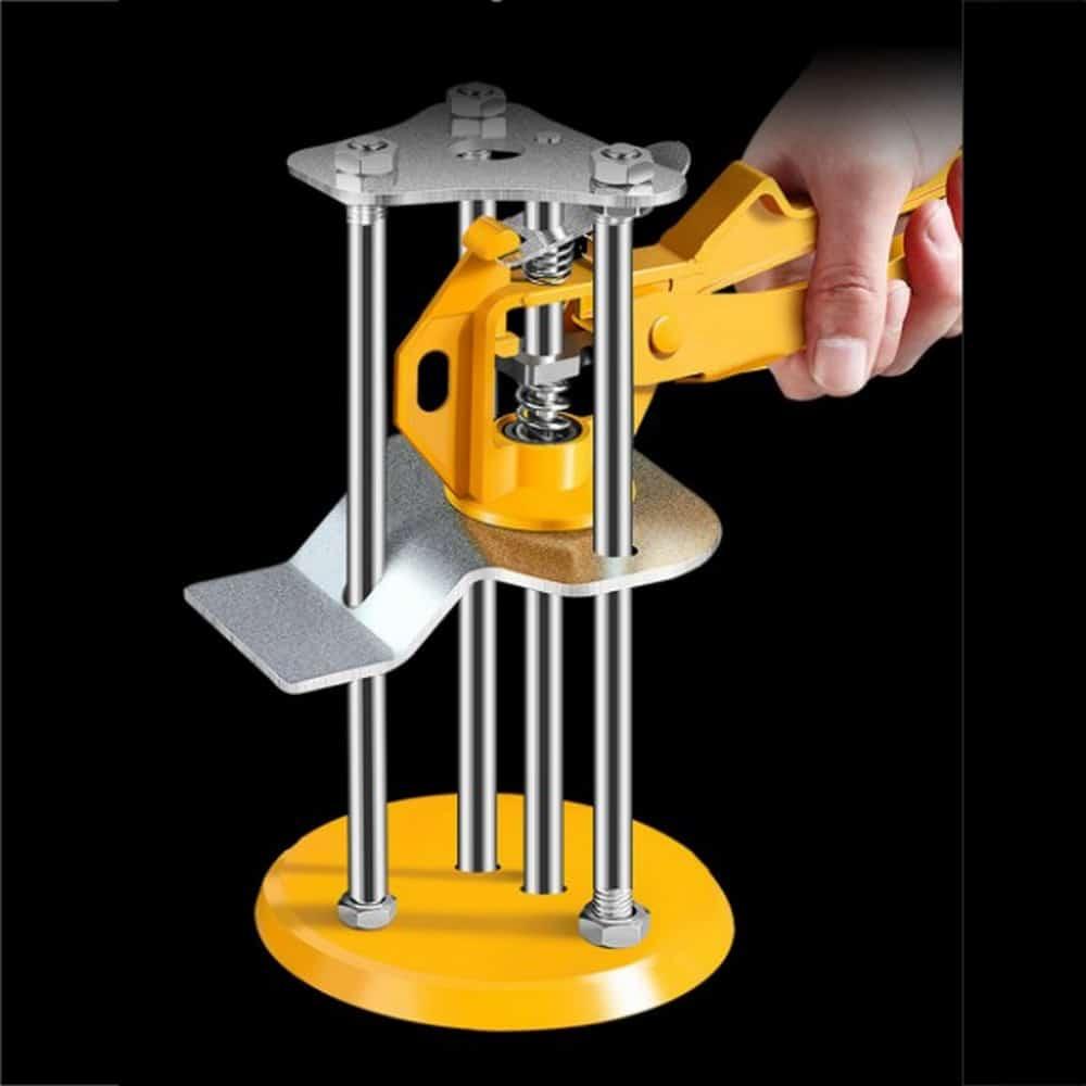 Tile Height Adjuster | Regulator | Locator | Wall Leveling Tiling | Adjustment | Elevating Construction Tool