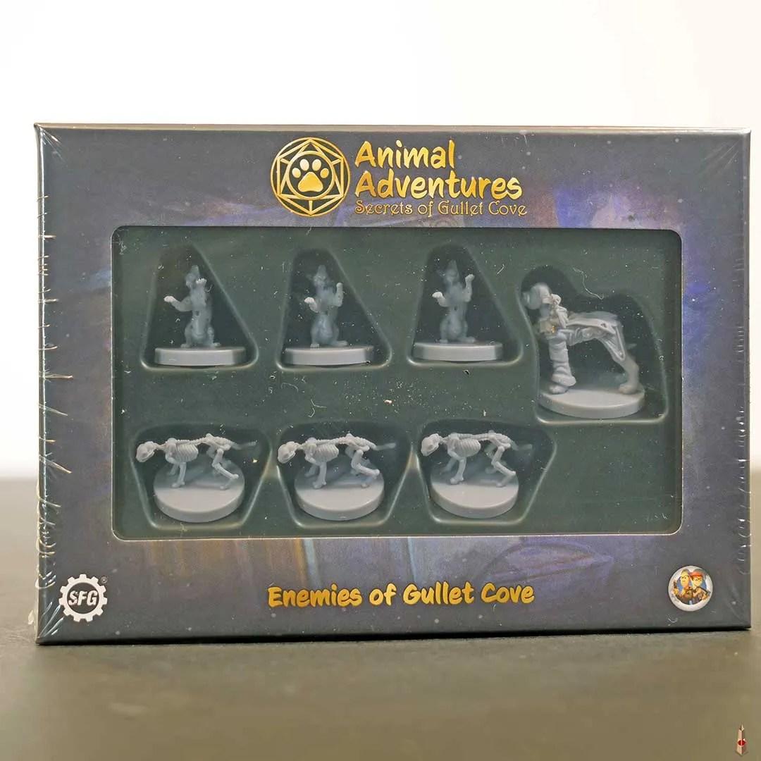 animal adventures enemies front