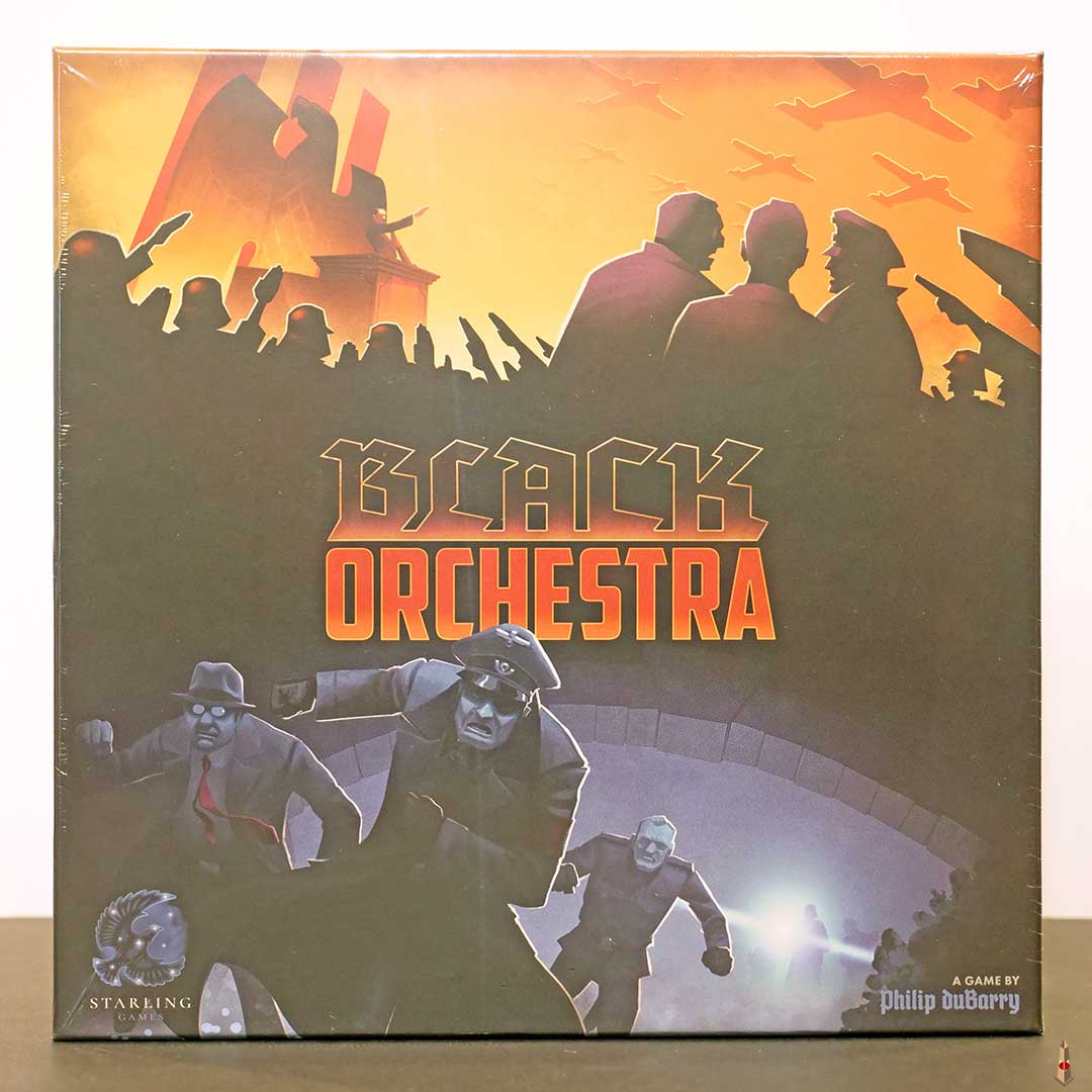 black orchestra front