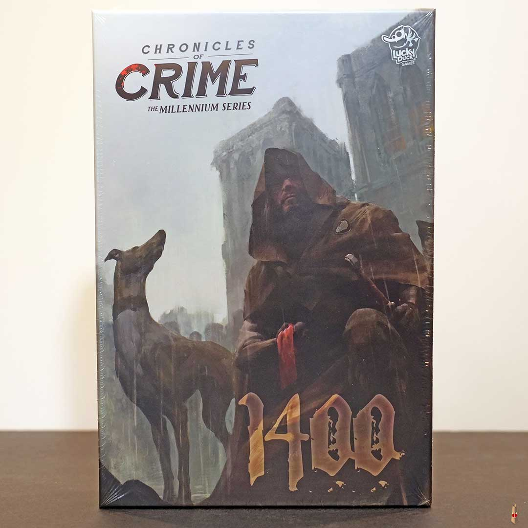 chronicles of crime 1400 front