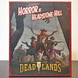 deadlands weird west horror at headstone hill swade front