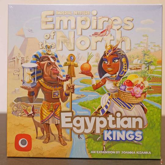 empires of the north egyptian kings front
