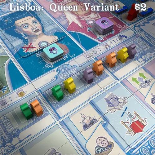 lisboa queen variant temp