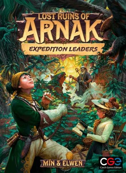 lost ruins of arnak expedition leaders temp