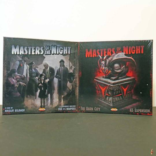 masters of the night ks front