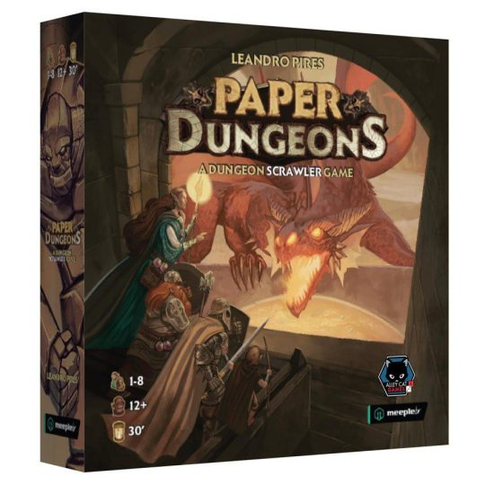 paper dungeons temp