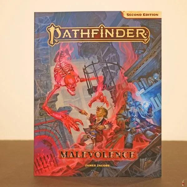 pathfinder 2e malevolence front