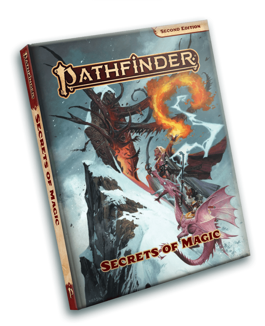 pathfinder 2e secrects of magic temp