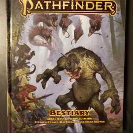 Pathfinder Bestiary (2nd edition)