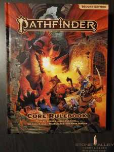 Pathfinder Core Rulebook (2nd edition)