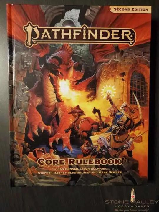 Pathfinder Core Rulebook (2nd edition)