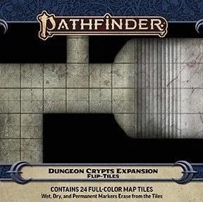 pathfinder flip tiles dungeon crypts expansion temp