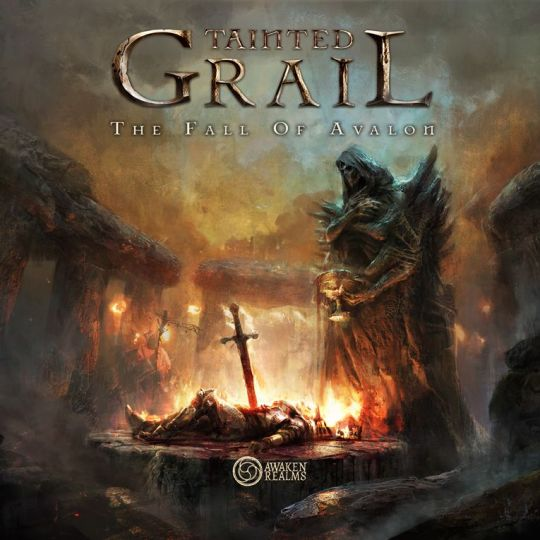 tainted grail fall of avalon excalibur