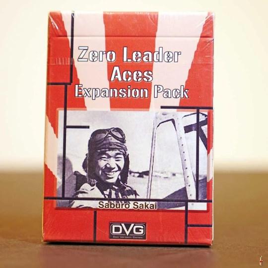 zero leader aces front