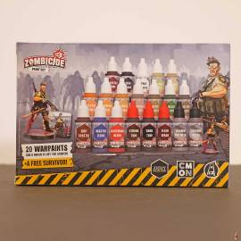zombicide 2nd ed paint set front