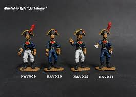 28 mm Napoleonic Navy