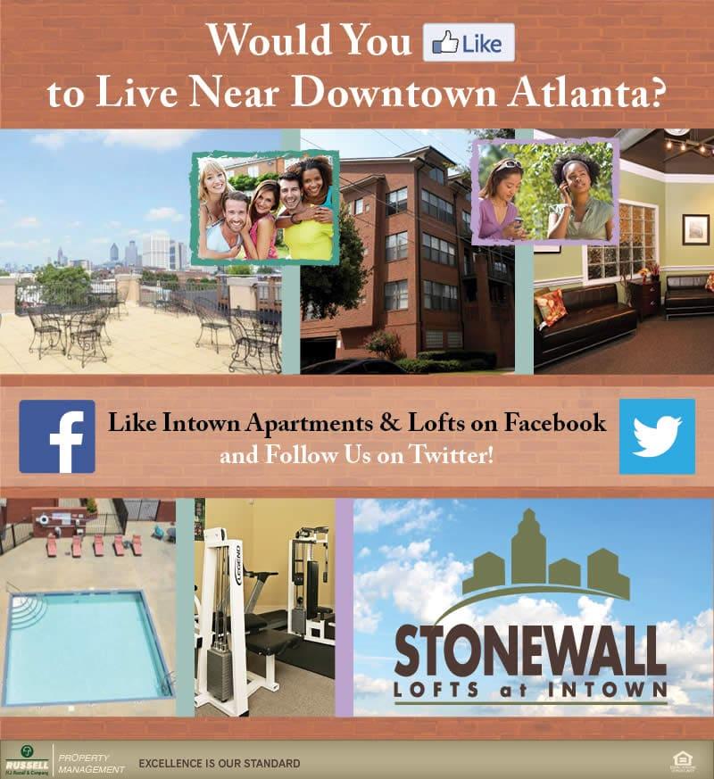 Loft Apartments For Rent Atlanta: Stonewall Lofts Apartments