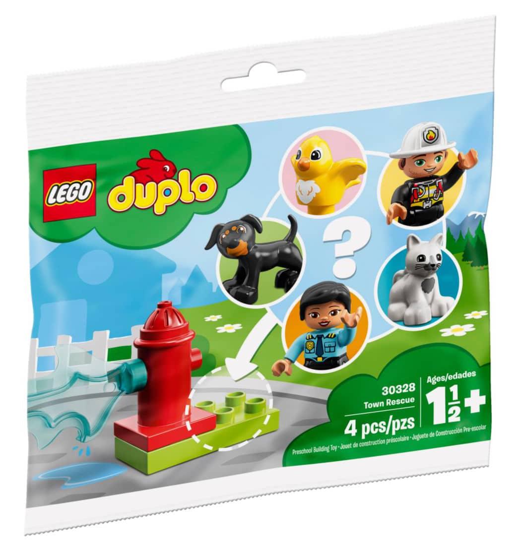 LEGO Polybags 2019 Die Ersten Sets Sind Im Handel Verfgbar