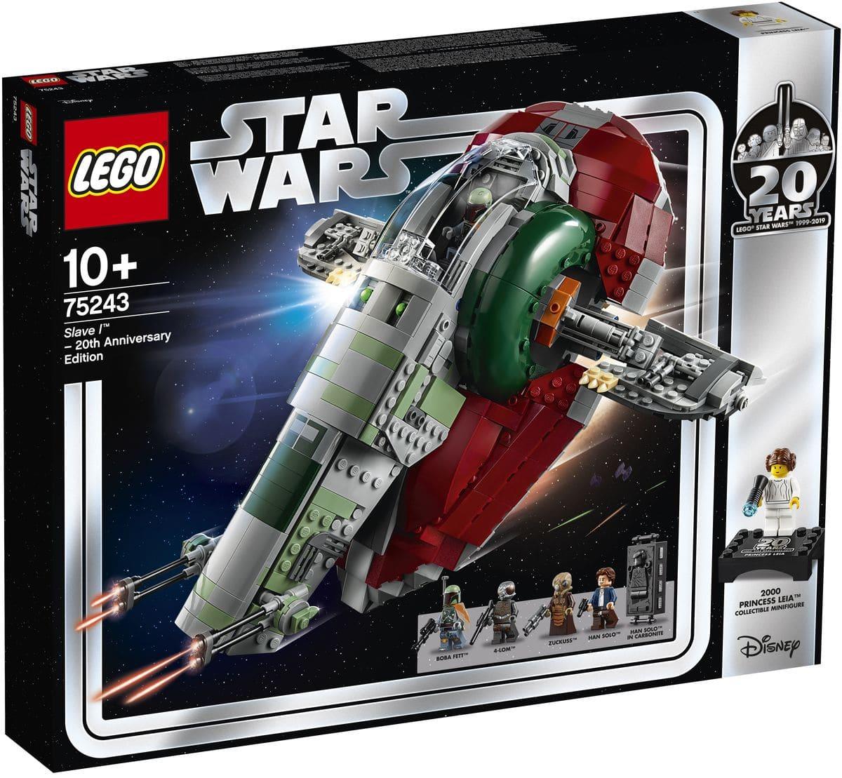 Lego Star Wars April 2019 Sets