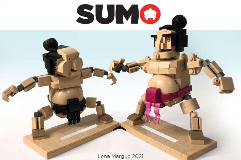 LEGO Ideas Contest Sports Sumo
