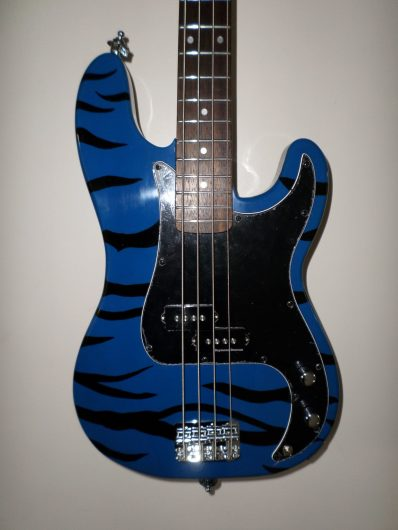 Blue Tiger Bass