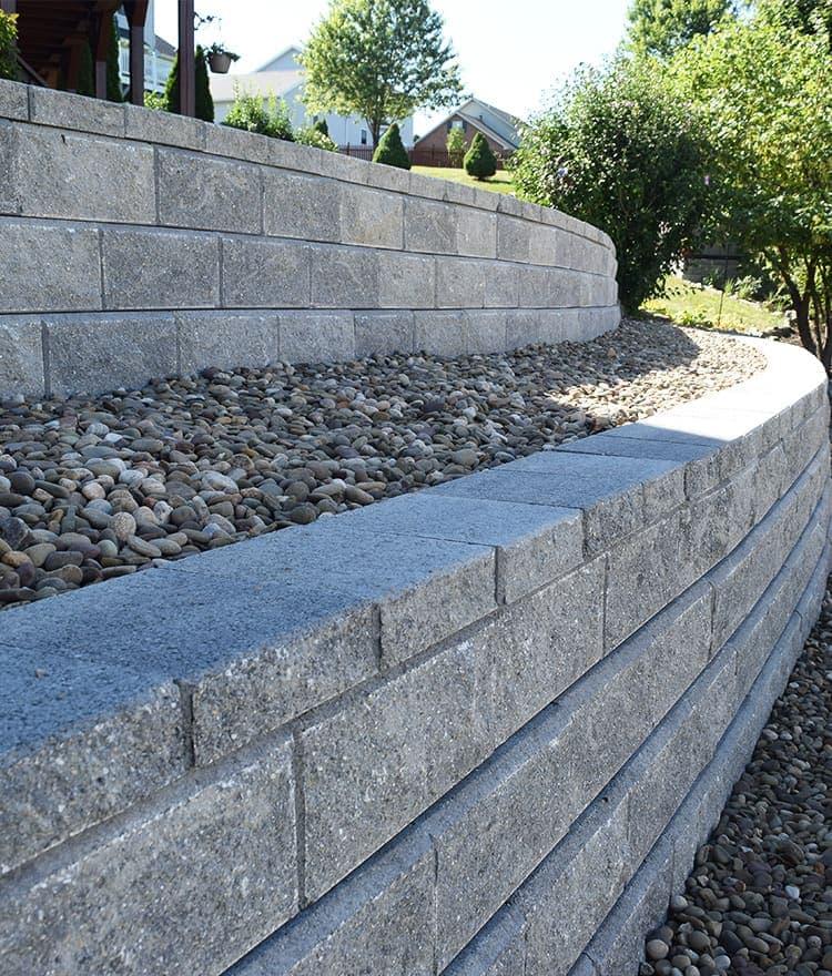 Smooth Garden Stones