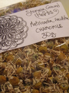 Dried Chamomile
