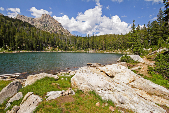 Image result for surprise lake wyoming