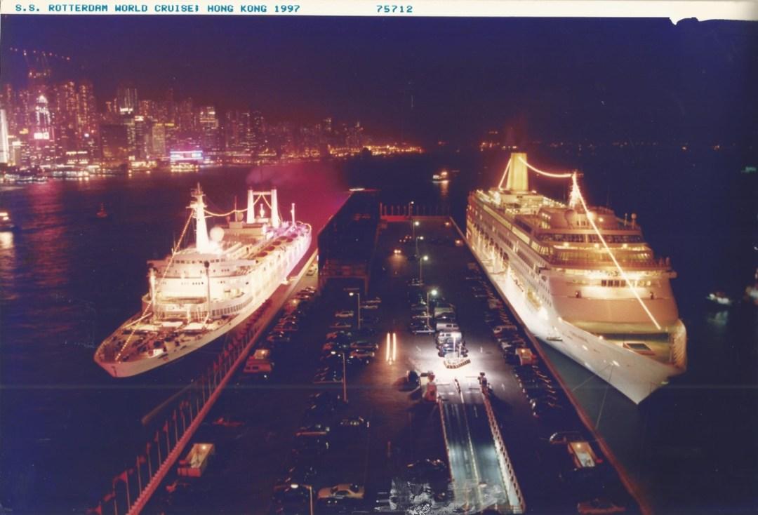 20 jaar geleden in Hong Kong