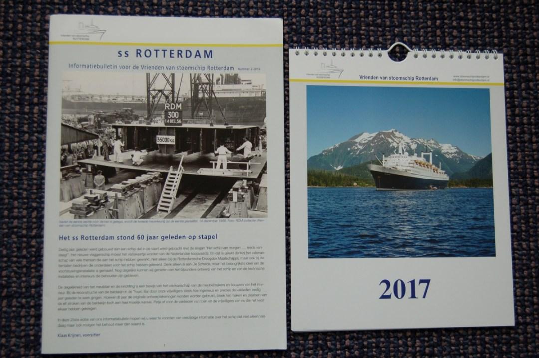 Informatiebulletin en kalender