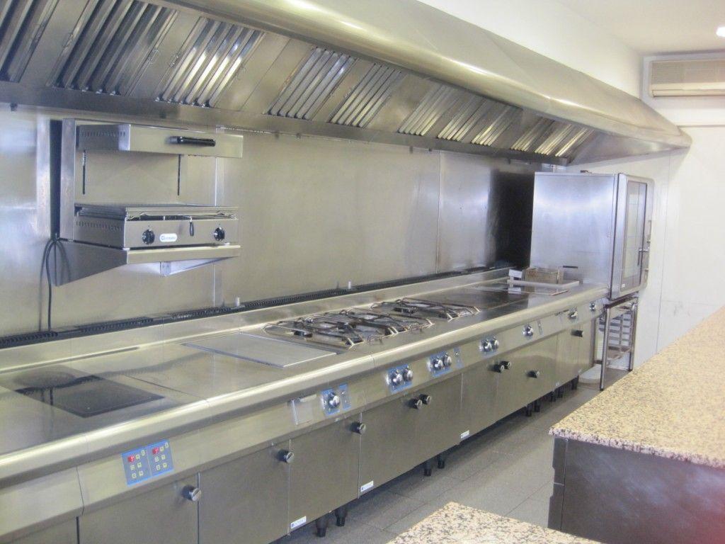 Limpieza de cocinas industriales stop deshollinadores for Todo para cocinas industriales