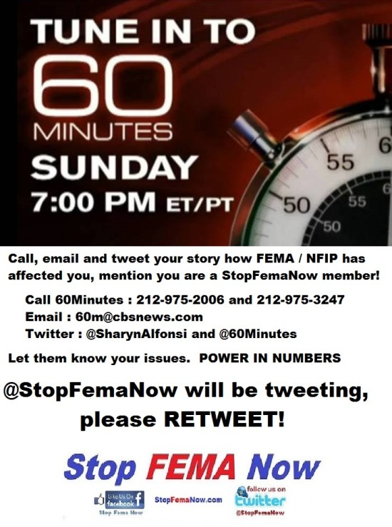 60-minutes watch Sunday