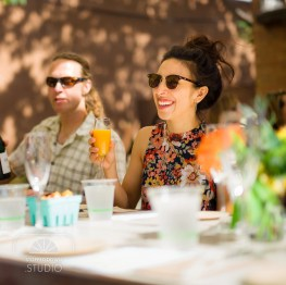 Dig and Serve Brunch at Zendo