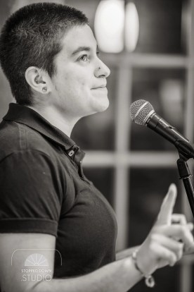 National Poetry Slam Decatur: 12 Tribes Open Mic