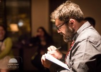 Individual World Poetry Slam, Flagstaff: Friday midnight, Scoville Slam