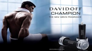 CHAMPION by DAVIDOFF for man photo
