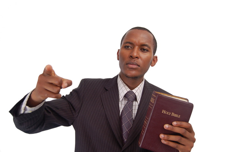 Black Pastor dreamstime_paid black pastor 1563316