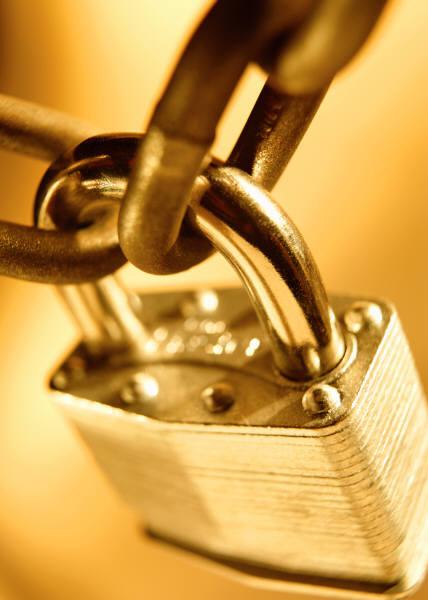 MS lock & chain
