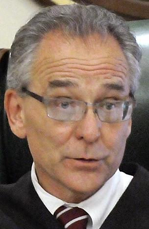 New Mexico Judge Alan Malott