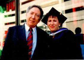Marvin Seigel & Daughter Lisa Siegel Belanger