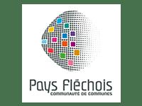Pays fléchois : client partenaire de STOP PUB